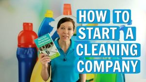 Starting Your Own Cleaning Company